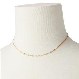 Stella + Dot 'Celestial Choker' Necklace
